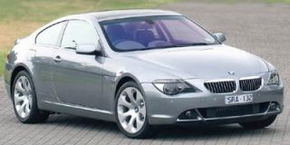 2005 BMW 6-Series 645Ci