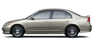 2005 Honda Civic Sdn LX SE