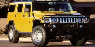 2005 HUMMER H2 SUV