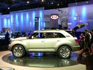 2005 Detroit Auto Show, Part VII