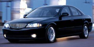 2005 Lincoln LS w/Luxury Pkg