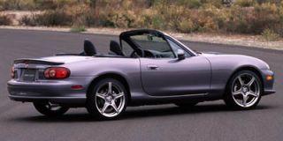2005 Mazda MX-5 Miata MAZDASPEED