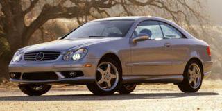2005 Mercedes Benz CLK Class 5.0L