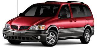 2005 Pontiac Montana w/1SA Pkg