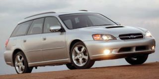 2005 Subaru Legacy Wagon (Natl) Photo