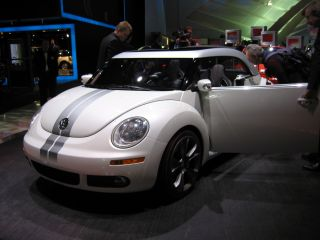 2005 Volkswagen Ragster concept