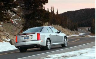 2005 Cadillac Sts Review Ratings Specs Prices And Photos The Car Connection