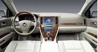 2005 Cadillac Sts Review Ratings Specs Prices And Photos The