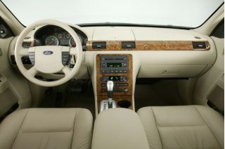 2005 Ford Five Hundred Review Ratings Specs Prices And