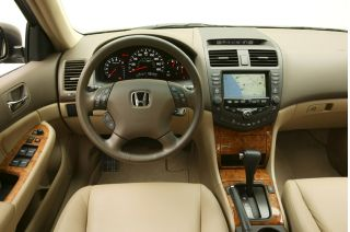 2005 Honda Accord Hybrid Page 1