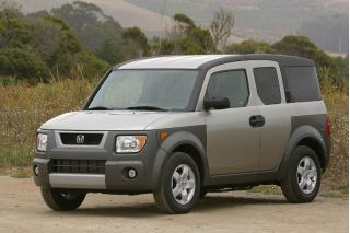 2005 Honda Element Review Ratings Specs Prices And Photos The Car Connection