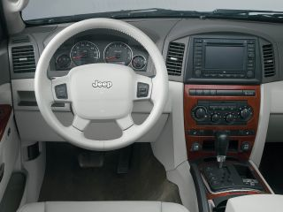 2005 Jeep Grand Cherokee Review, Ratings, Specs, Prices, And Photos   The  Car Connection