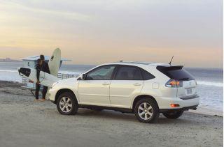 Lexus rx330 horsepower