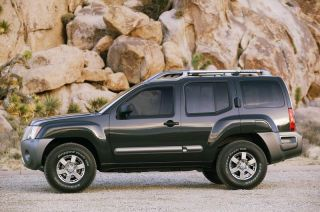 2005 Nissan Xterra Page 1