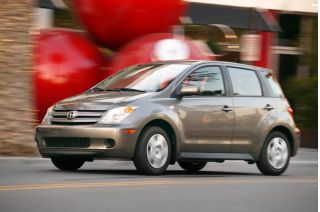 Toyota recalls Scion xA for faulty airbag system