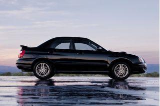 2005 Subaru WRX