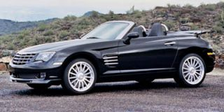 2006 Chrysler Crossfire SRT6