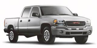 2006 GMC Sierra 1500HD