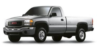 2006 GMC Sierra 2500HD Work Truck