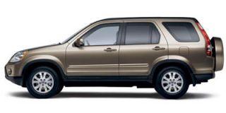 2006 Honda CR-V EX SE