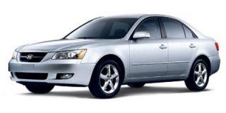 2006 Hyundai Sonata LX