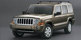 2006 Jeep Commander Photo