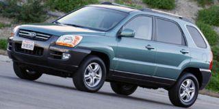 2006 Kia Sportage LX