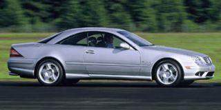 2006 Mercedes Benz CL Class 5.0L