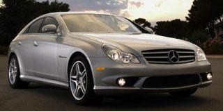 2006 Mercedes Benz CLS Class