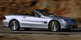 2006 Mercedes-Benz SL Class Photo