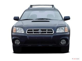 2006 Subaru Baja 4-door Sport Manual Front Exterior View