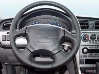 2006 Subaru Baja 4-door Sport Manual Steering Wheel