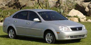 2006 Suzuki Forenza