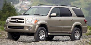 2006 Toyota Sequoia SR5