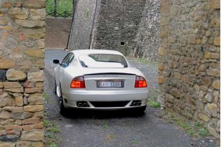 2005 maserati gransport review, ratings, specs, prices, and photos