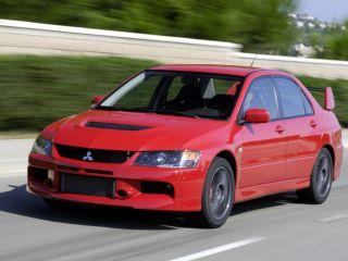 2006 Mitsubishi Evo IX