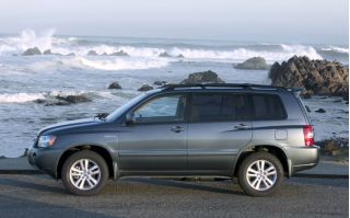 Perfect 2006 Toyota Highlander Page 1