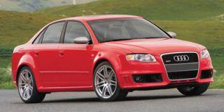 2007 Audi RS 4 Photo