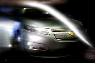2007 Chevrolet Volt concept sketch