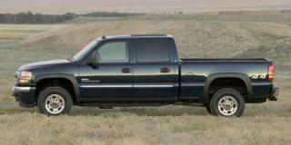 2007 GMC Sierra 1500HD Classic SLE1