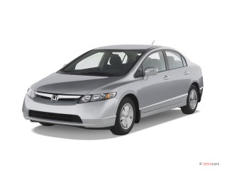 2007 Honda Civic Hybrid Photo