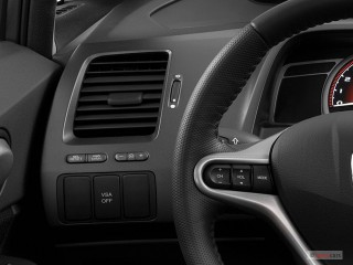 2007 Honda Civic Si 4-door Sedan Manual w/ST Air Vents