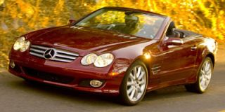 2007 Mercedes-Benz SL Class Photo