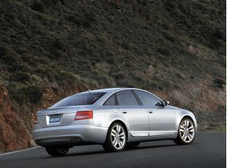 2007 Audi S6 Review, Ratings, Specs, Prices, and Photos - The Car ...