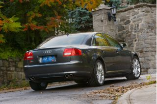 Audi S Review Ratings Specs Prices And Photos The Car - 2007 audi s8