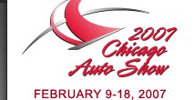 2007 Chicago Auto Show logo