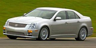 2008 Cadillac STS-V Photo