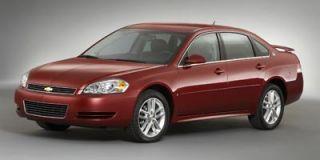 2008 Chevrolet Impala Photo