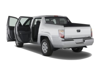 2008 Honda Ridgeline Photo
