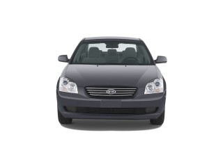 2008 Kia Optima 4-door Sedan I4 Auto LX Front Exterior View